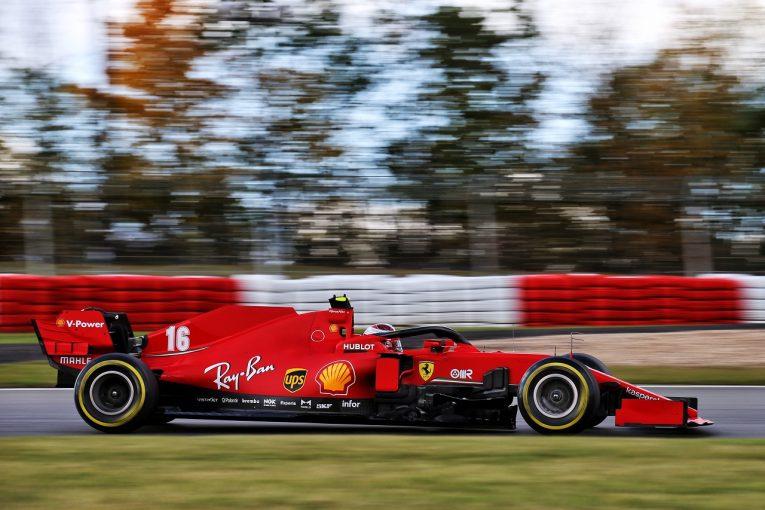 F1 | 2021年に挽回目指すフェラーリF1、開発トークンを使用しリヤエンドを改良へ
