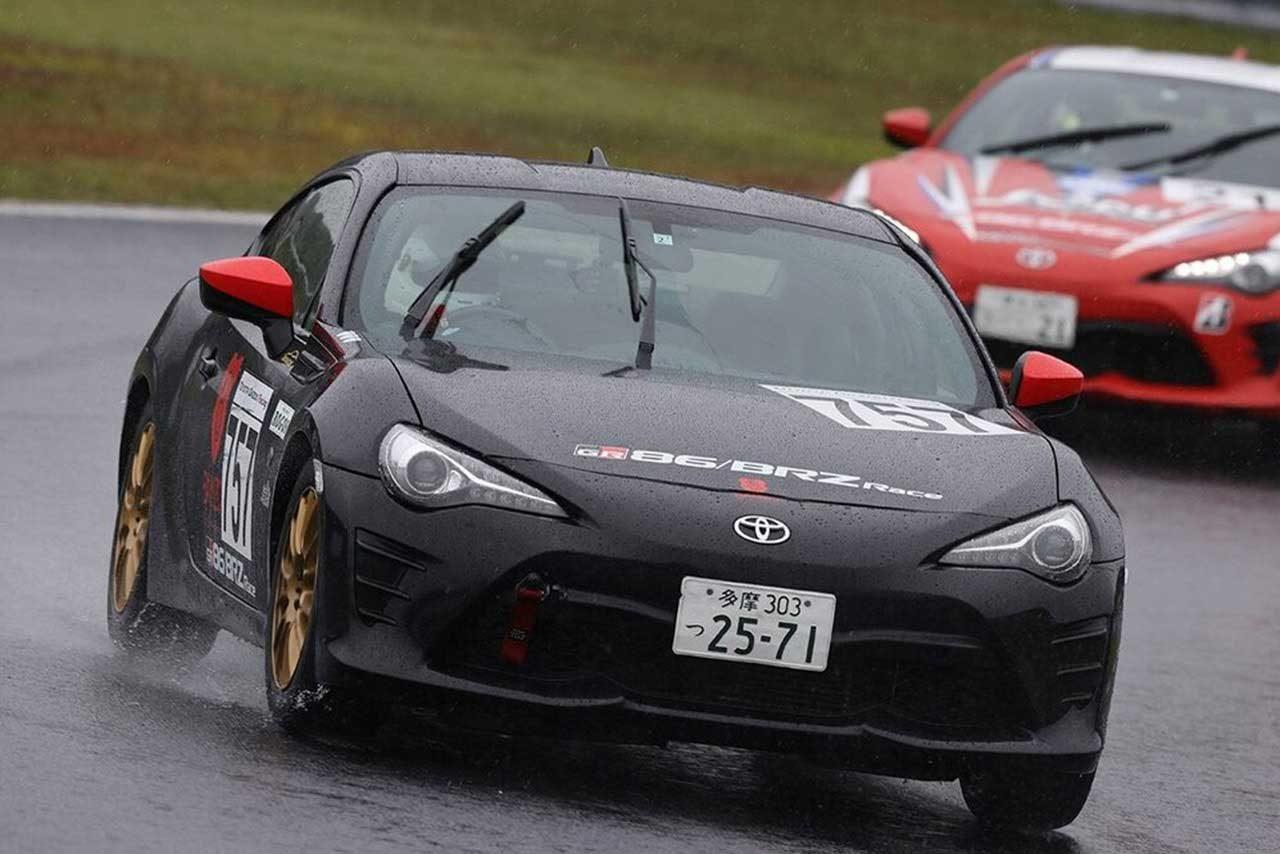 ブリヂストン TOYOTA GAZOO Racing 86/BRZ Race第8戦岡山 レースレポート
