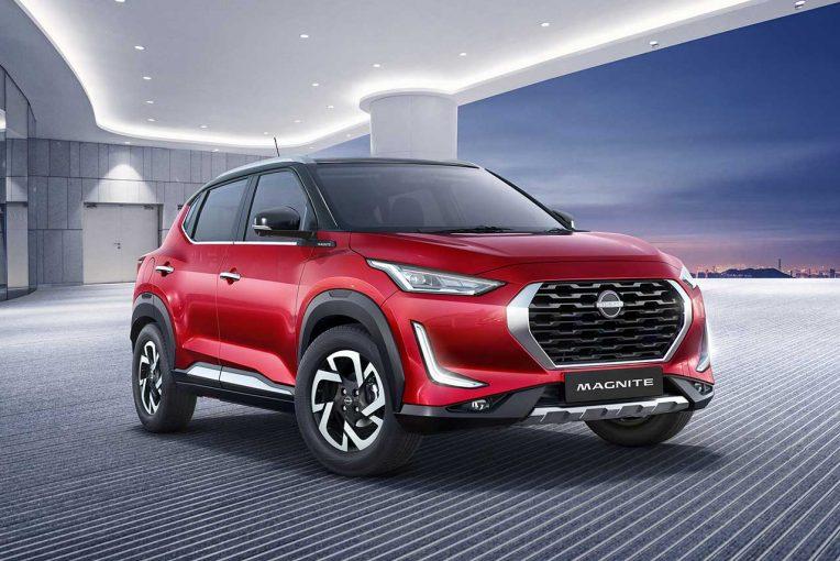 クルマ | ニッサン、新型小型SUV『マグナイト』発表。大胆なデザインと広い室内空間、ターボエンジンを採用
