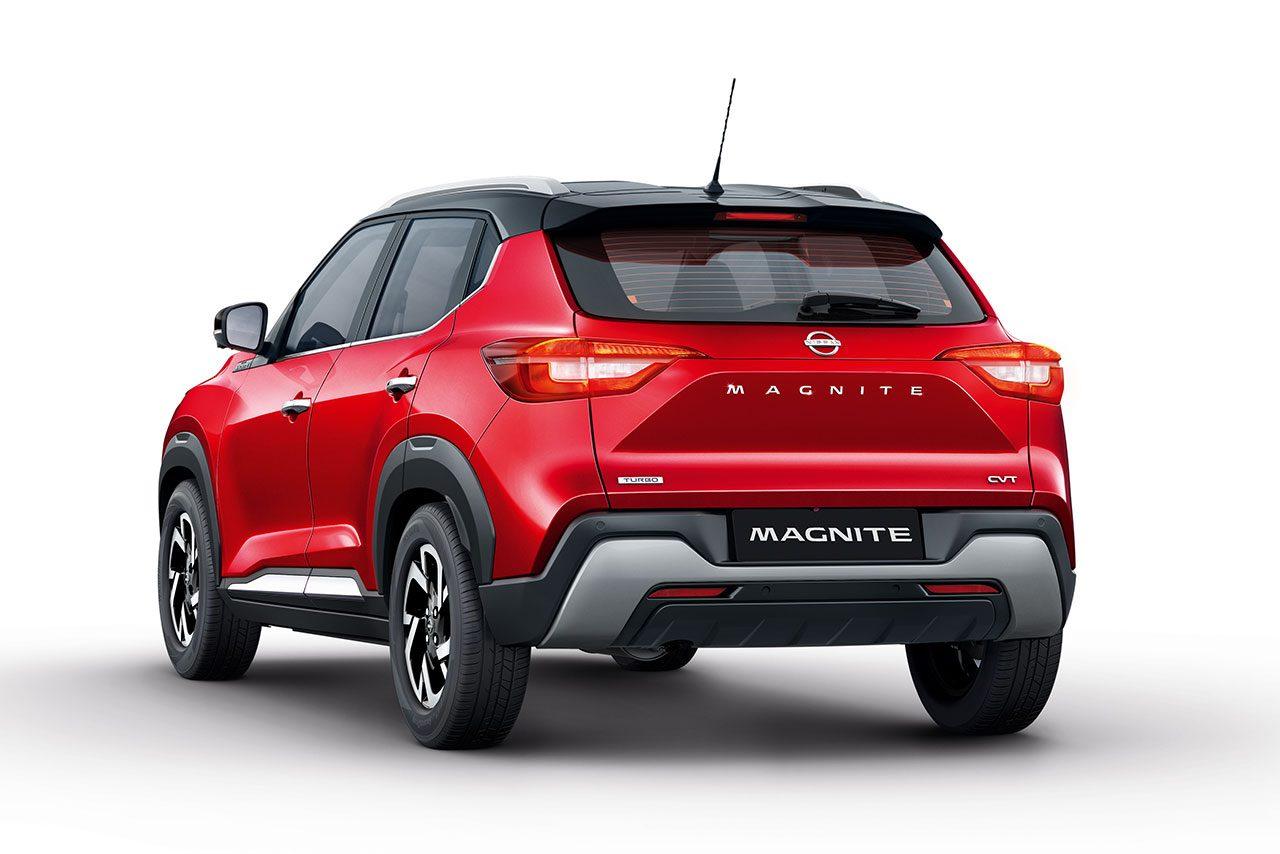 ニッサン、新型小型SUV『マグナイト』発表。大胆なデザインと広い室内空間、ターボエンジンを採用
