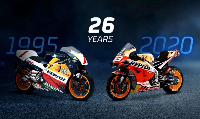 MotoGP | MotoGP:HRCとレプソルが2022年まで契約延長。1995年からレプソル・ホンダとして6人の王者を輩出