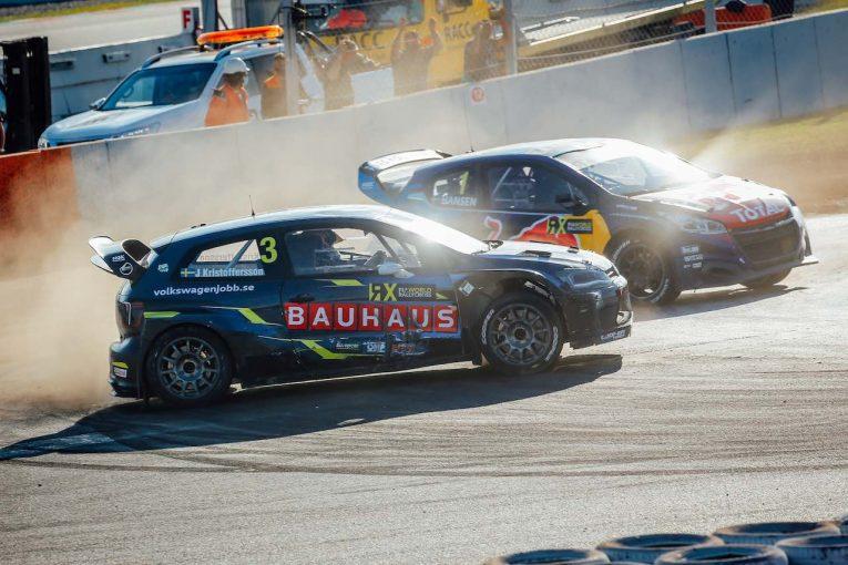 ラリー/WRC | WorldRX第7・8戦:2019年王者ハンセン、2017-18年王者クリストファーソンが勝利を飾る