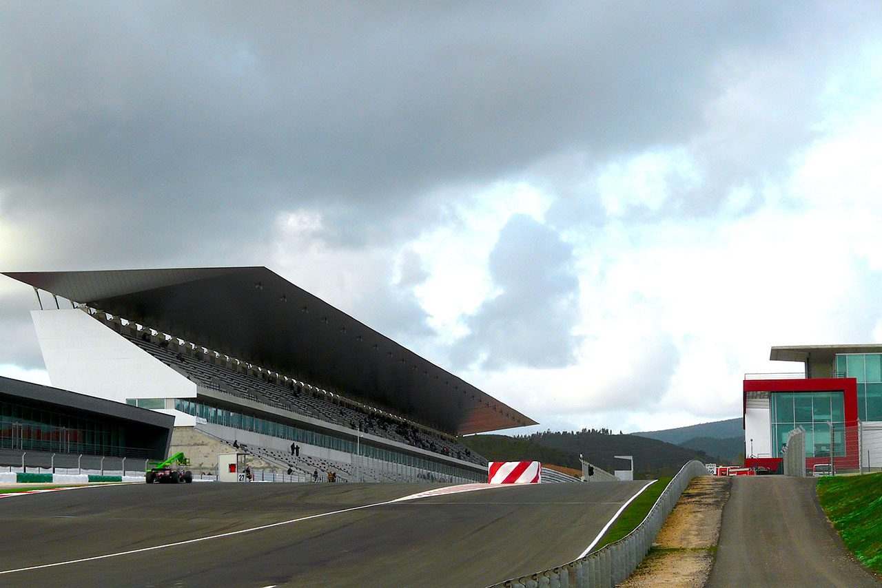 【F1サーキット巡り】ポルティマオ・サーキット