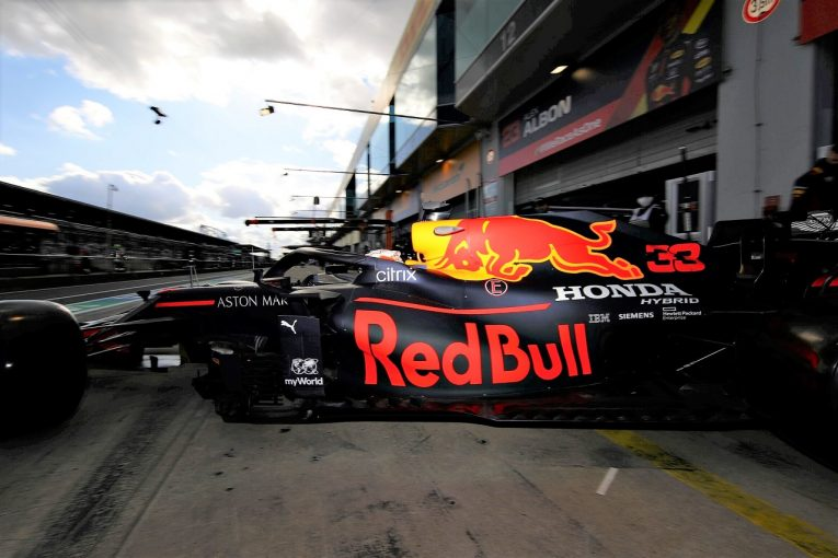 F1 | ホンダF1、ポルトガルで11戦連続表彰台を目指す「初開催地に向けシミュレーションで入念な準備」と田辺TD