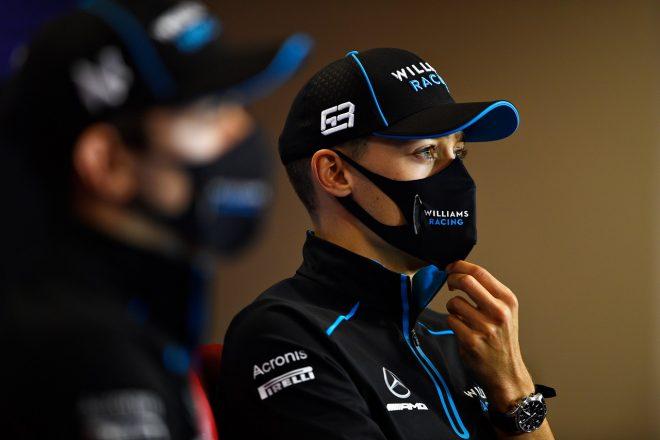 2020年F1第12戦ポルトガルGP ジョージ・ラッセル(ウイリアムズ)
