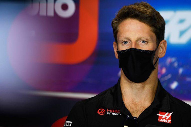 F1 | F1ポルトガルGP木曜会見:グロージャン「どちらかがチームを去ることを予期していた」離脱の背景に財政問題