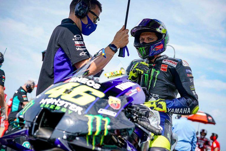 MotoGP | バレンティーノ・ロッシの新型コロナ陽性で改めて浮き彫りになった感染リスク/MotoGP第11戦レビュー(2)