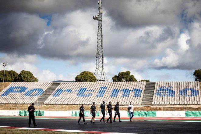 2020年F1第12戦ポルトガルGP ニコラス・ラティフィ(ウイリアムズ)