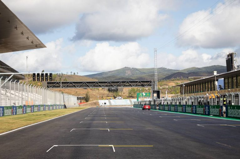 F1 | 2020年F1第12戦ポルトガルGPグリッド