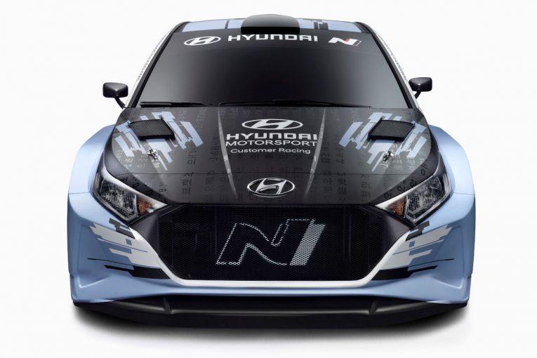 ラリー/WRC | WRC:ヒュンダイが新型カスタマーカー『i20 Nラリー2』発表。2021年夏に供給開始予定