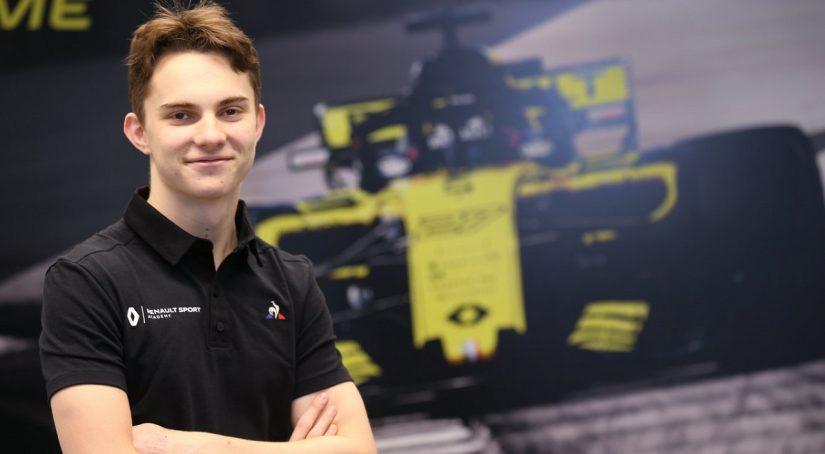F1   ルノー、ジュニアドライバーのために4日間のF1テストを開催。バーレーンで3人が走行