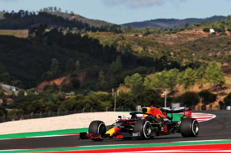 F1 | 【タイム結果】F1第12戦ポルトガルGPフリー走行1回目