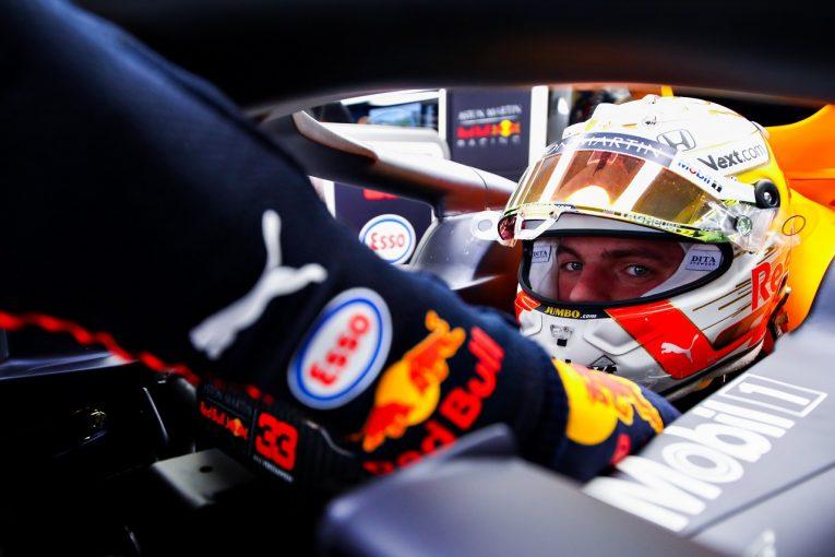 F1 | フェルスタッペン、ストロールと接触も処罰なし「彼がアタック中とは知らなかった」レッドブル・ホンダ【F1第12戦金曜】