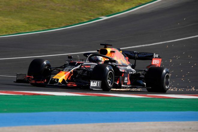 2020年F1第12戦ポルトガルGP マックス・フェルスタッペン(レッドブル・ホンダ)