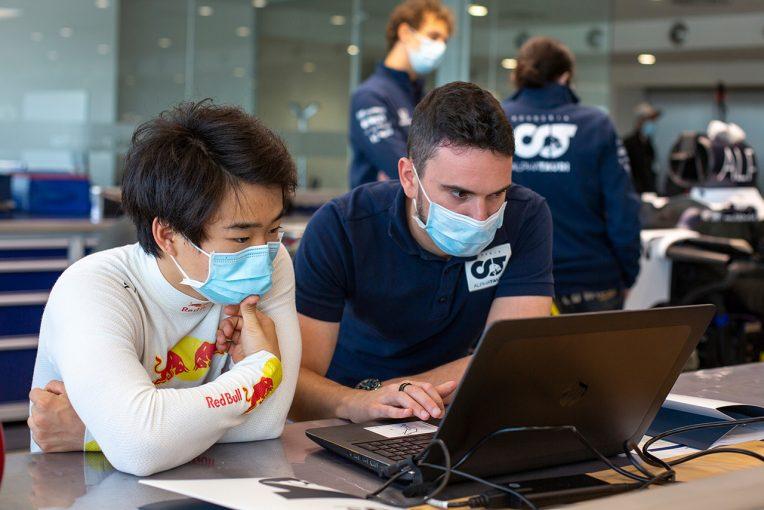 F1 | 【気になる一言】アルファタウリ・ホンダ代表、角田裕毅は「FP1を一度は走ることになるだろう」と明言
