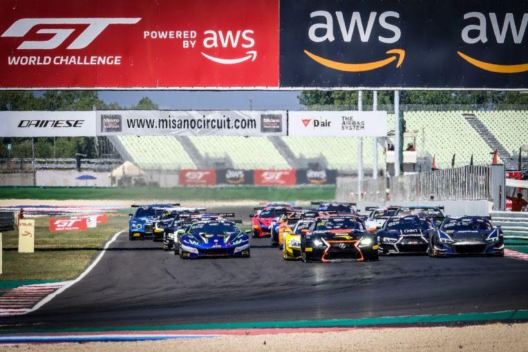 ル・マン/WEC | GTワールドチャレンジ・ヨーロッパ、2021年スケジュール更新。全10戦を開催へ