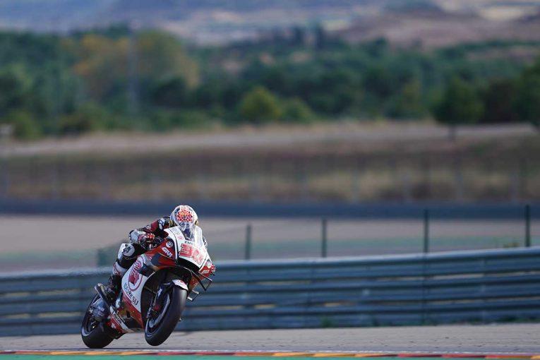MotoGP | 中上貴晶が2番手タイム【タイム結果】2020MotoGP第12戦テルエルGP フリー走行3回目