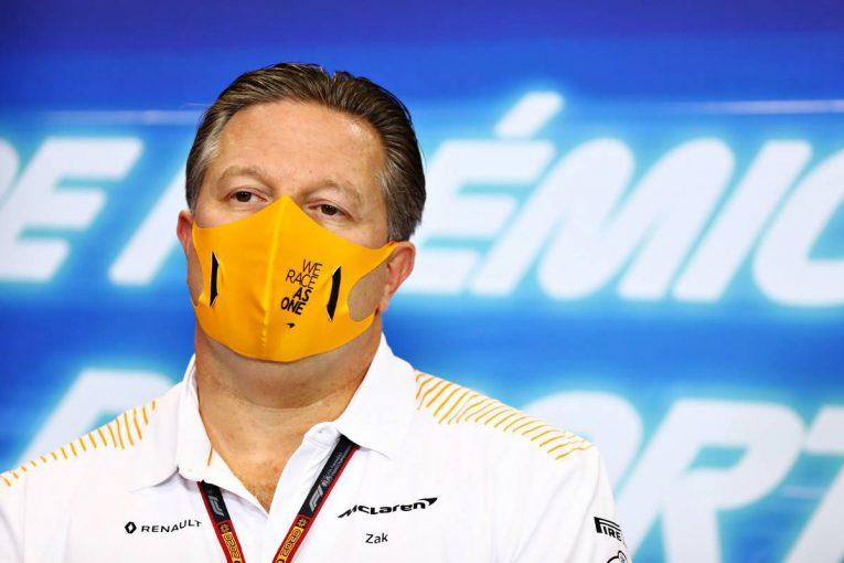 F1 | 【気になる一言】メルボルンで参戦を取りやめたマクラーレン、レーシングポイントの新型コロナ対策を暗に批判