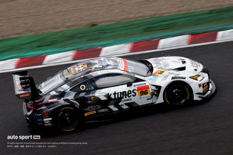 スーパーGT | ダンロップタイヤ勢が先頭を独占。阪口晴南が自身初ポールポジションを獲得【第6戦鈴鹿GT300予選】
