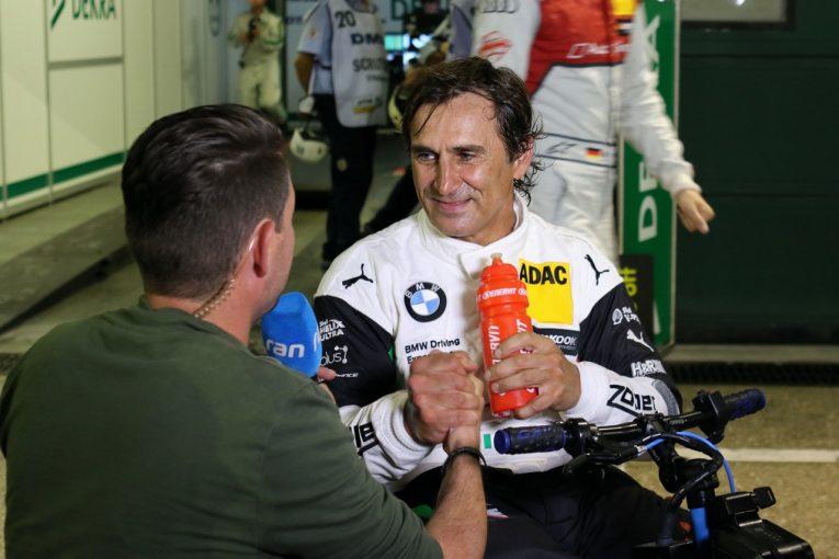 F1 | 【SNSピックアップ】F1ポルトガルGP(1):54歳を迎えた闘病中のザナルディにF1界がエール「負けるなアレックス!」