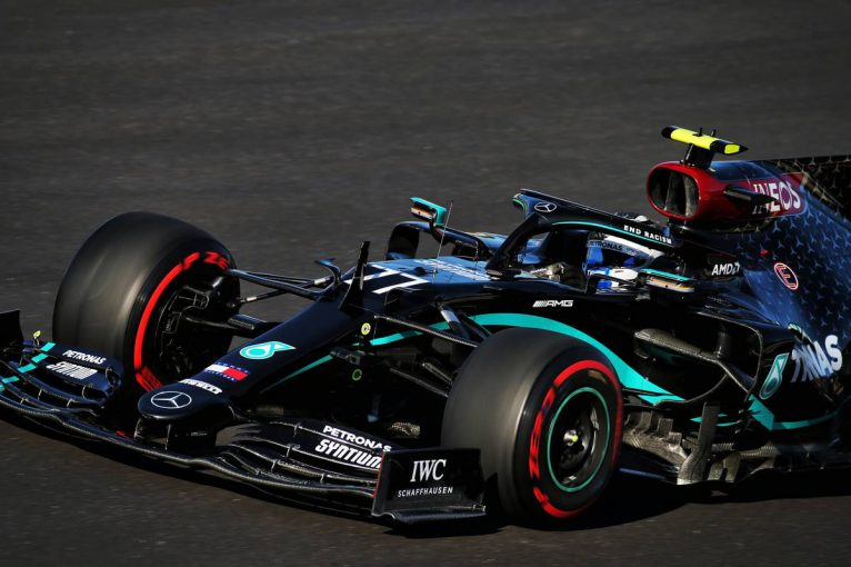 F1   メルセデスが1-2。フェルスタッペン、ガスリーが続く【タイム結果】F1第12戦ポルトガルGPフリー走行3回目
