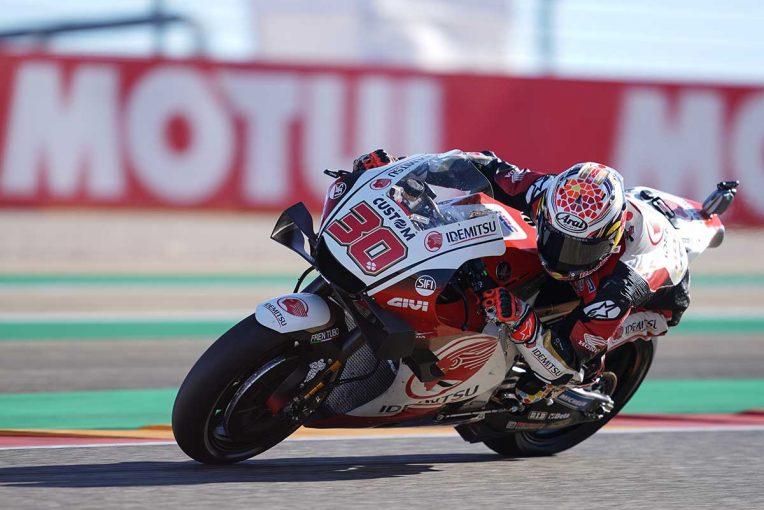 MotoGP   中上貴晶がMotoGPクラスで初のポールポジションを獲得【順位結果】2020MotoGP第12戦テルエルGP MotoGP予選総合
