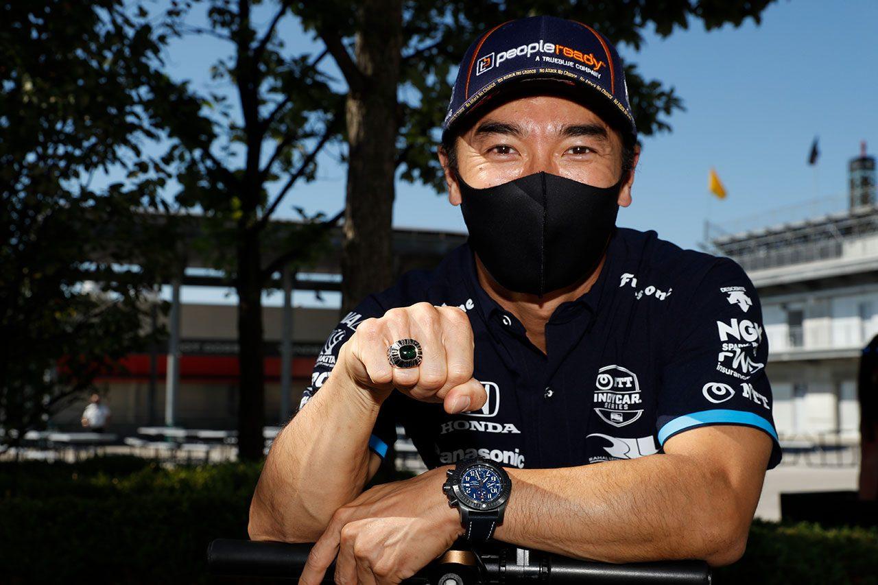 佐藤琢磨、2021年もレイホール・レターマン・ラニガンからインディカーに参戦