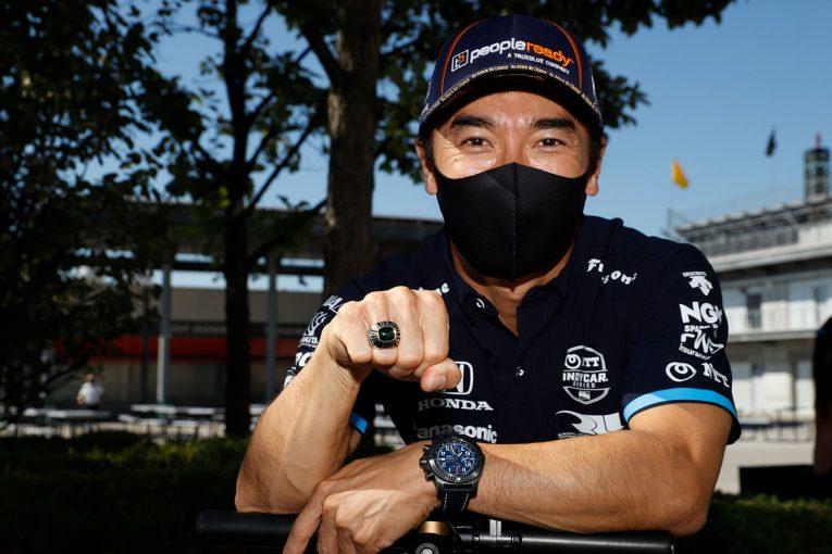 海外レース他   佐藤琢磨、2021年もレイホール・レターマン・ラニガンからインディカーに参戦