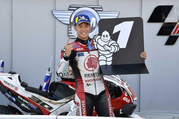 MotoGP | MotoGP:中上貴晶が最高峰クラスでポールポジション獲得。日本人ライダーとしては16年ぶりの快挙/第12戦テルエルGP
