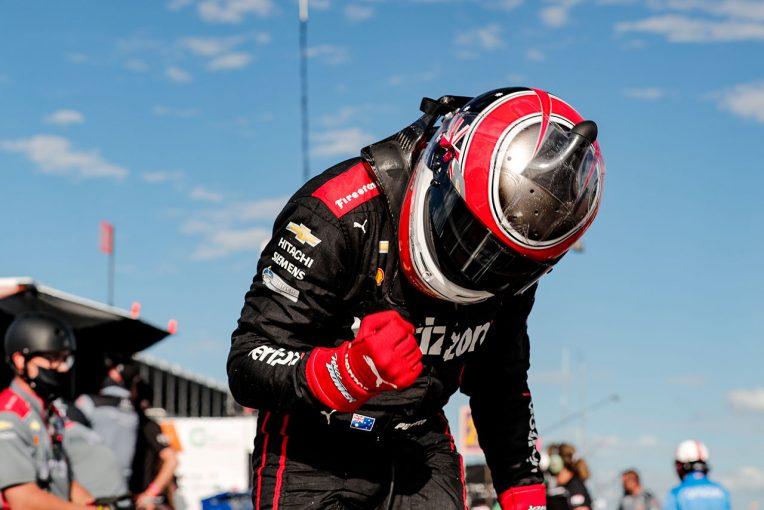 海外レース他 | インディカー最終戦セント・ピーターズバーグ:韋駄天パワーが今季5度目のポール獲得