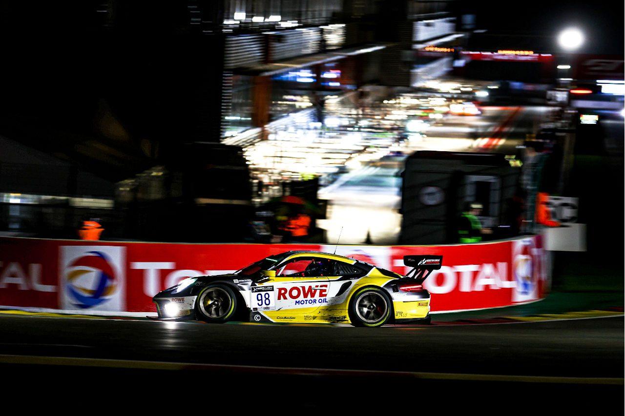 スパ24時間:AFコルセ51号車が首位浮上。ピットスタートの可夢偉組は17番手/決勝12時間後