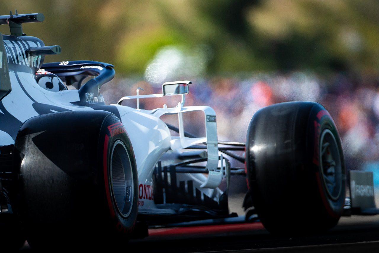 2020年F1第12戦ポルトガルGP ダニール・クビアト(アルファタウリ・ホンダ)