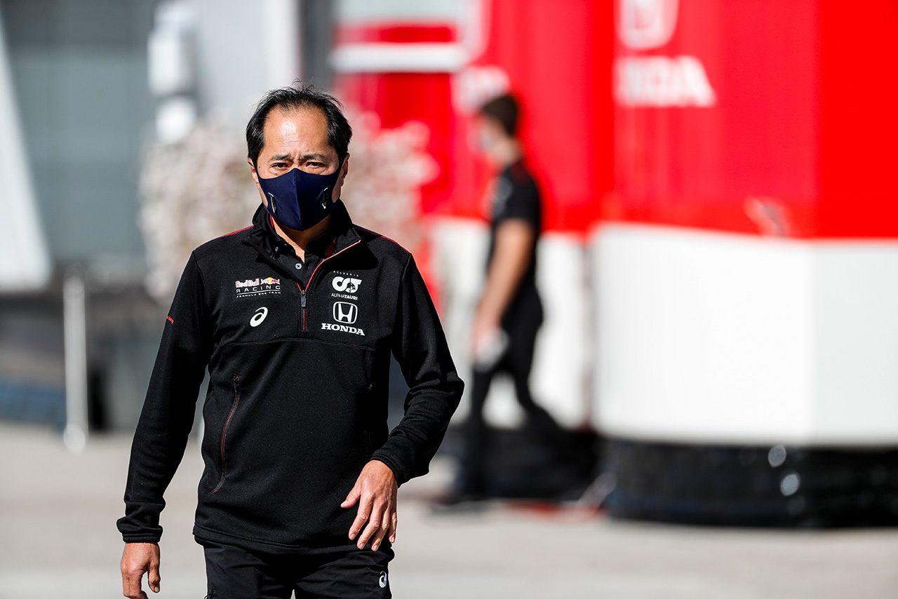 2020年F1第12戦ポルトガルGP 田辺豊治(ホンダF1 テクニカルディレクター)