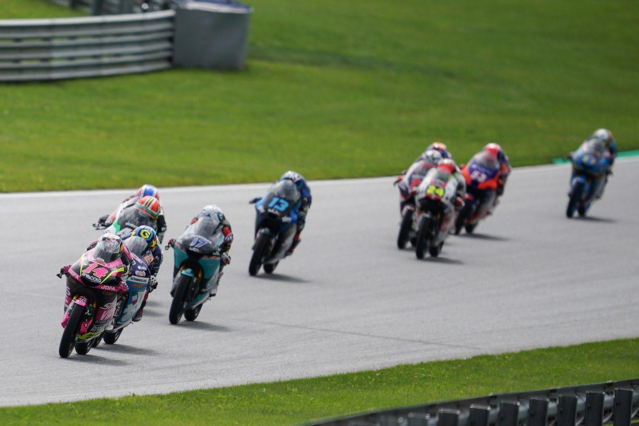 MotoGPスチュワード、Moto3クラスのスロー走行におけるペナルティを強化