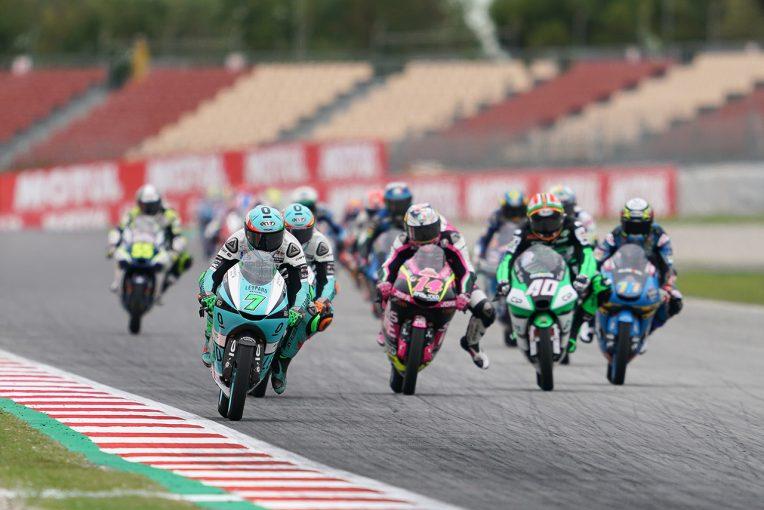 MotoGP | MotoGPスチュワード、Moto3クラスのスロー走行におけるペナルティを強化