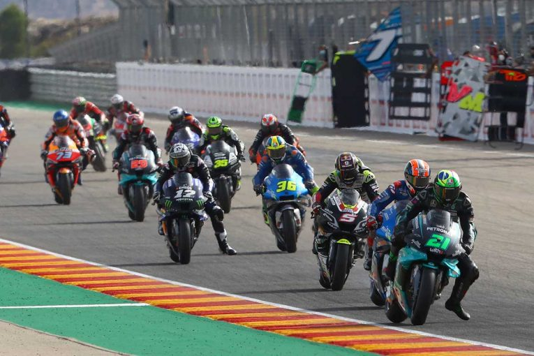 MotoGP | 【ポイントランキング】2020MotoGP第12戦テルエルGP終了時点