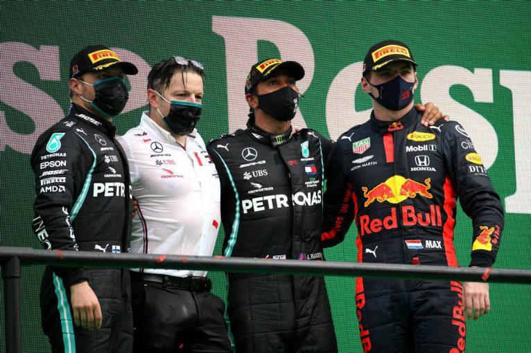 F1 | F1第12戦ポルトガルGP決勝トップ10ドライバーコメント(2)