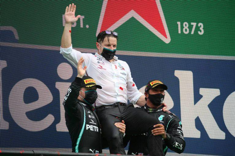 F1 | 【動画】F1第12戦ポルトガルGP決勝ハイライト
