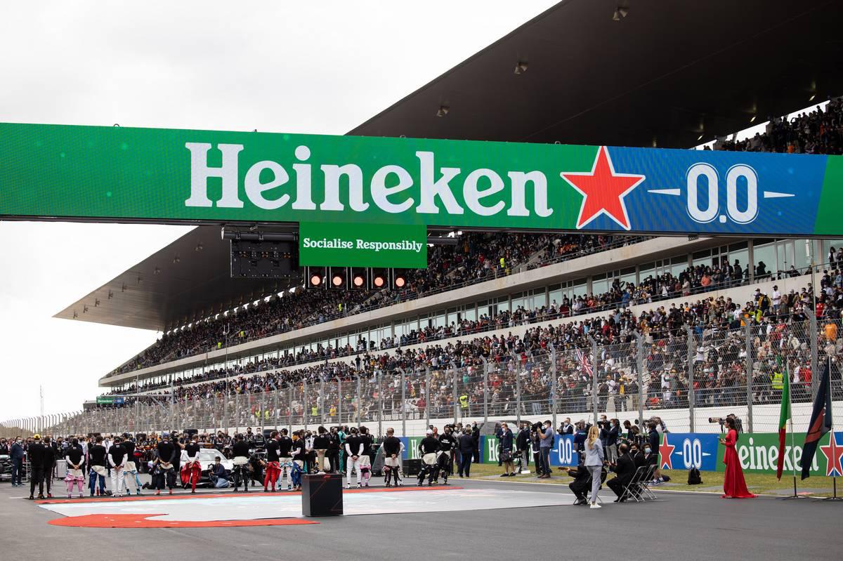 2020年F1第12戦ポルトガルGP グリッド