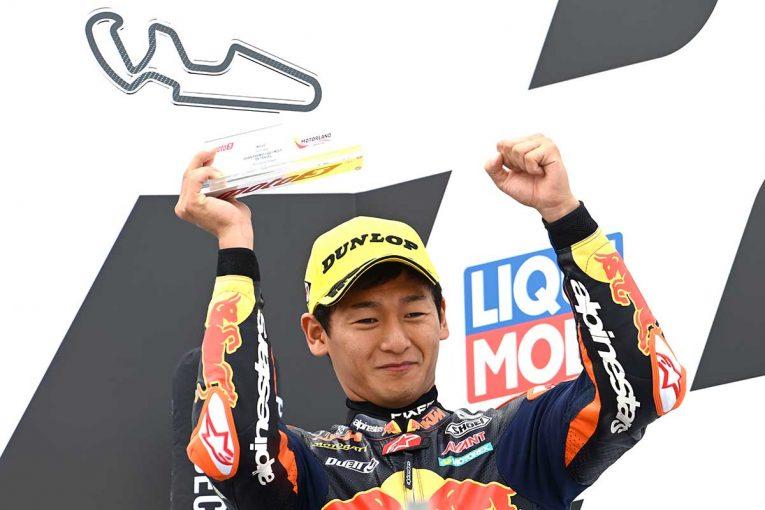 MotoGP | Moto3:鳥羽海渡「ポジションの維持が大変だったが集中力があり落ち着いていた」/MotoGP第12戦テルエルGP