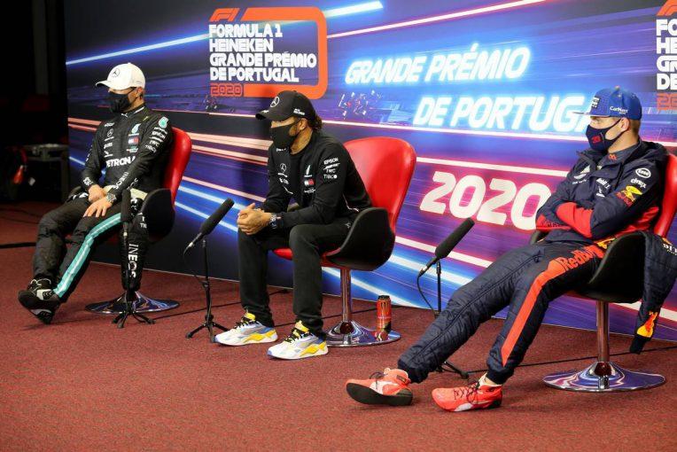 F1 | 【ポイントランキング】F1第12戦ポルトガルGP終了時点