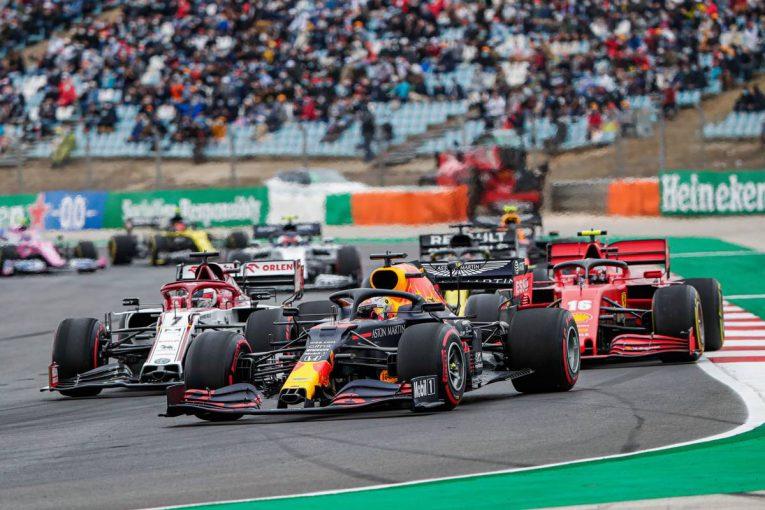 F1 | レッドブル・ホンダ分析:正解とは言えない戦略で奮闘。フェルスタッペンは想像以上に機能しなかったソフトで苦戦