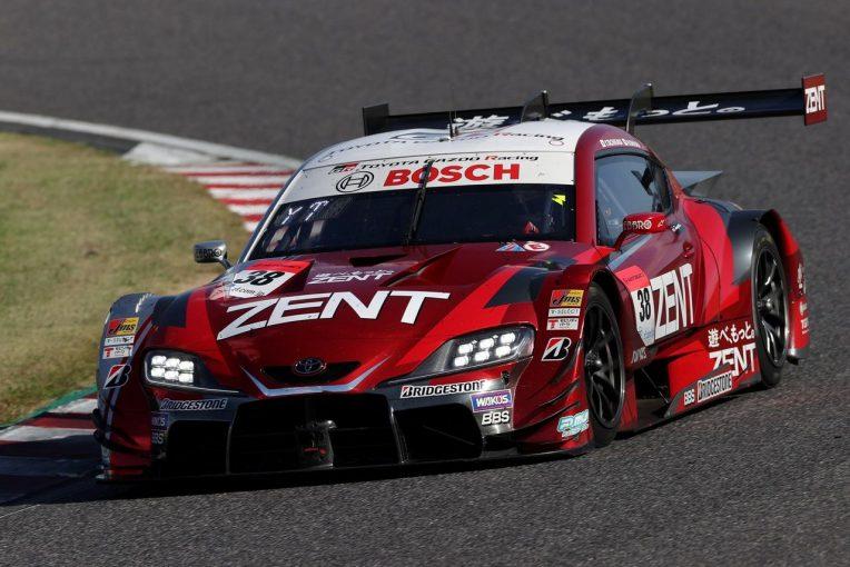 スーパーGT   TOYOTA GAZOO Racing 2020スーパーGT第6戦鈴鹿 レースレポート