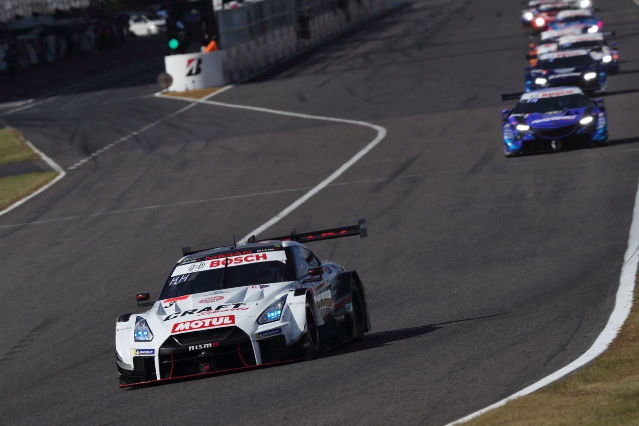 ニッサン 2020スーパーGT第6戦鈴鹿 レースレポート