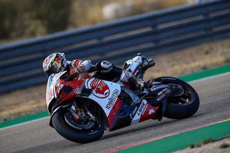 MotoGP | 中上貴晶「チームに謝罪したい。スタート直後に小さなミスをしてしまった」/MotoGP第12戦テルエルGP決勝