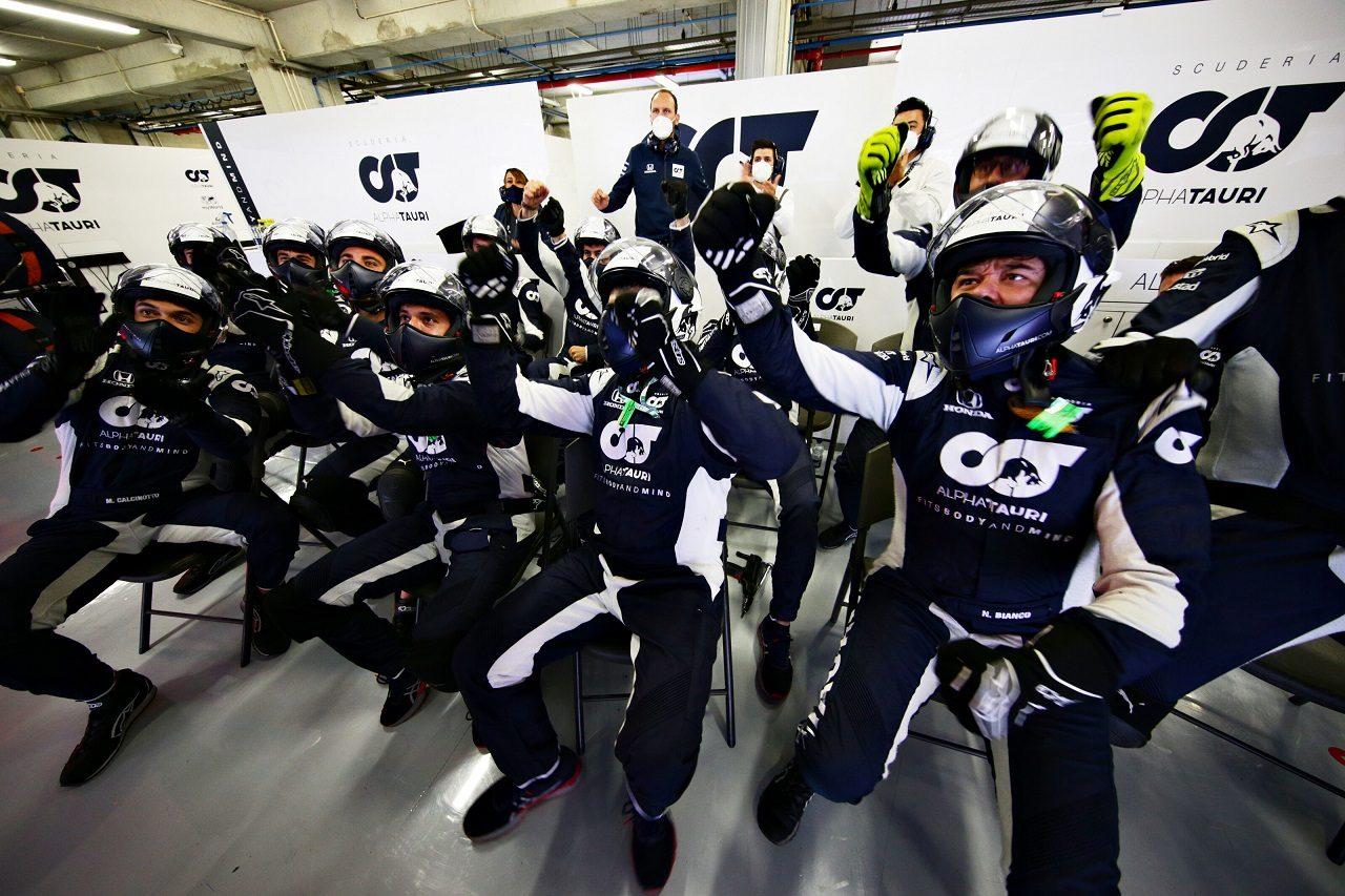 Photo of ガスリー5位「この小さな勝利を苦労したチームにプレゼントできて嬉しい」アルファタウリ・ホンダ【F1第12戦決勝】 | F1 | autosp | オートスポーツweb