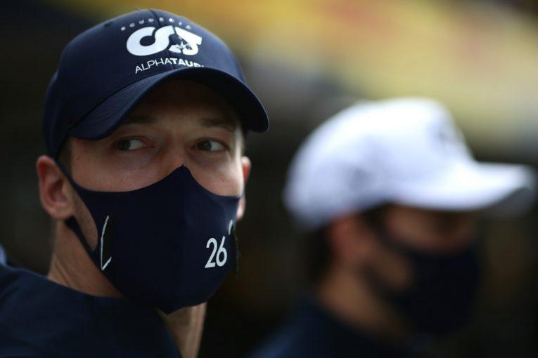 F1 | クビアト19位「タイヤに違和感がありひどいレースになった」アルファタウリ・ホンダ【F1第12戦決勝】