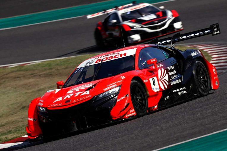 スーパーGT | ホンダ 2020スーパーGT第6戦鈴鹿 レースレポート