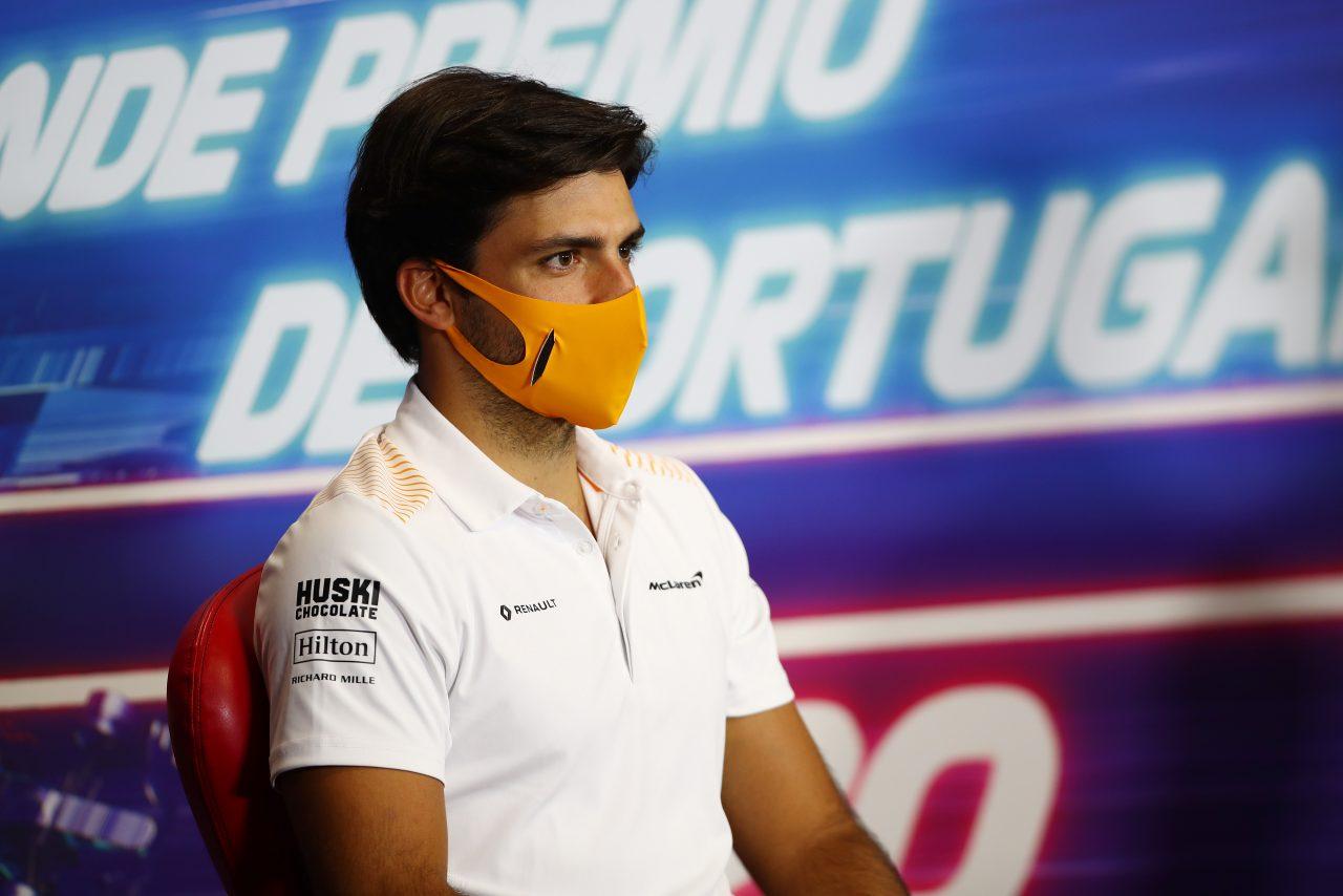 2020年F1第12戦ポルトガルGP カルロス・サインツJr.