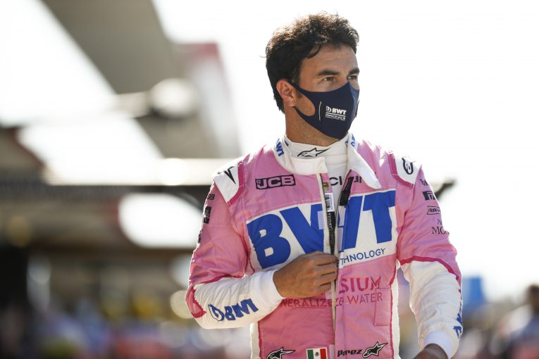 F1 | ペレス「最下位から7位入賞。この挽回を誇りに思う」レーシングポイント【F1第12戦決勝】